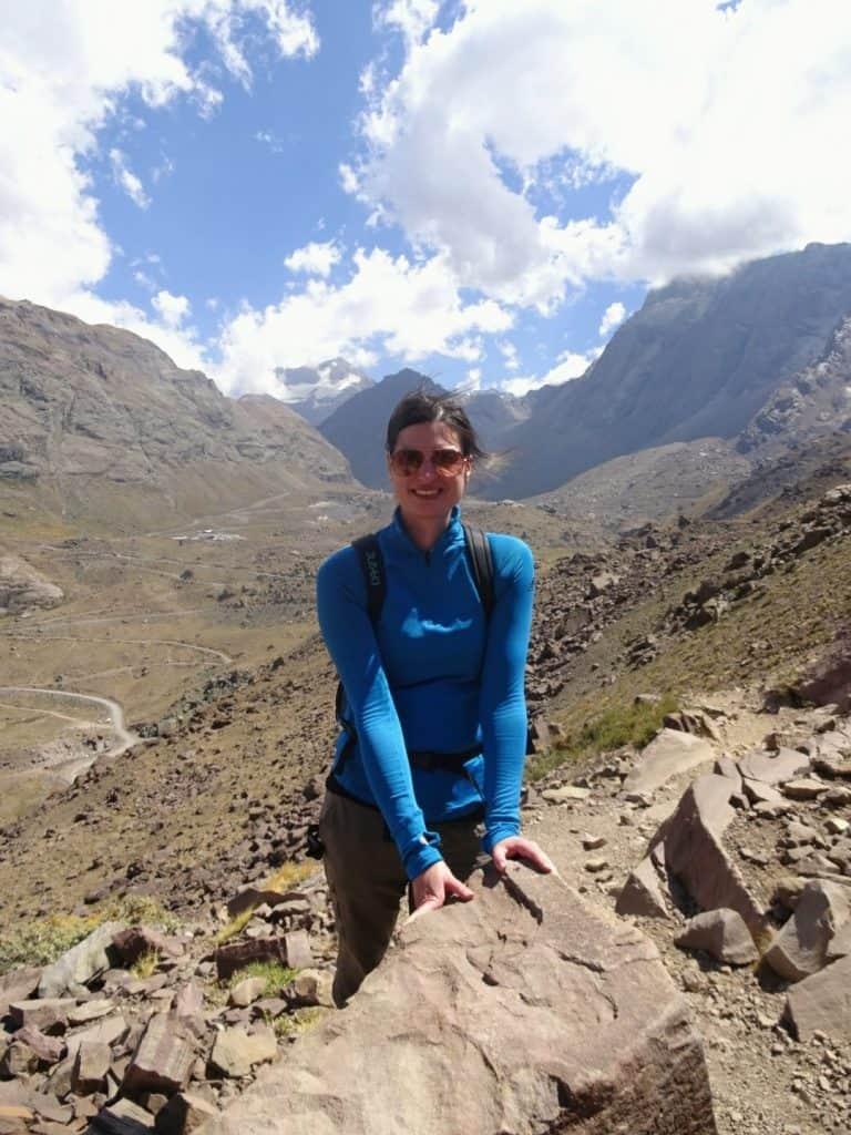 Cajon del Maipo - Andes - Chile