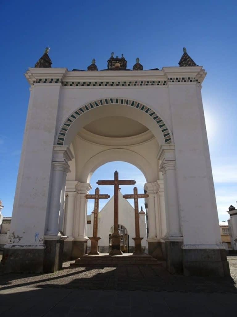 Cathedral of Copacabana Bolivia
