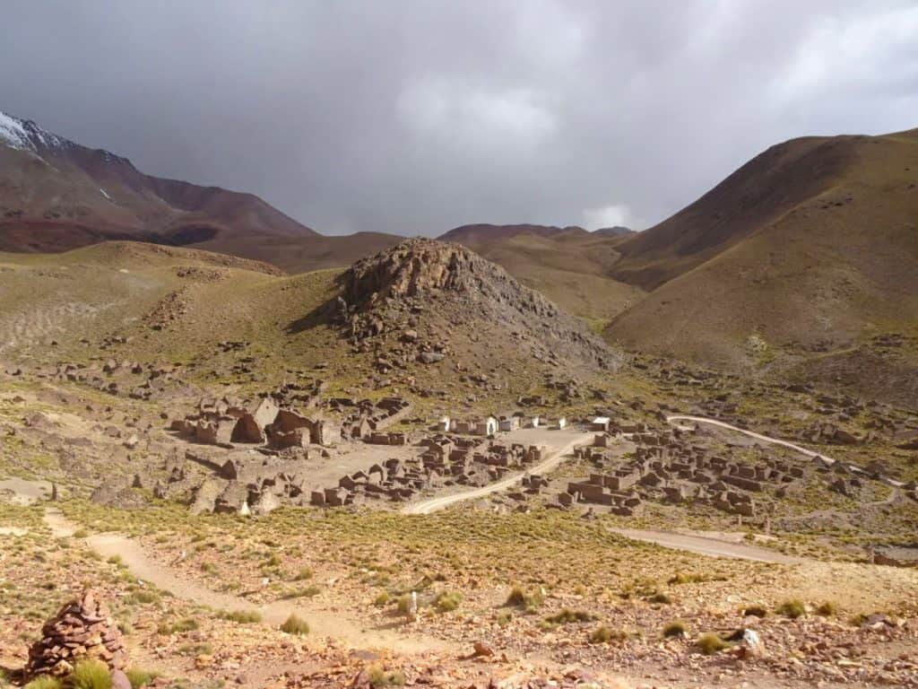 Ruins of San Antonio de Lipez