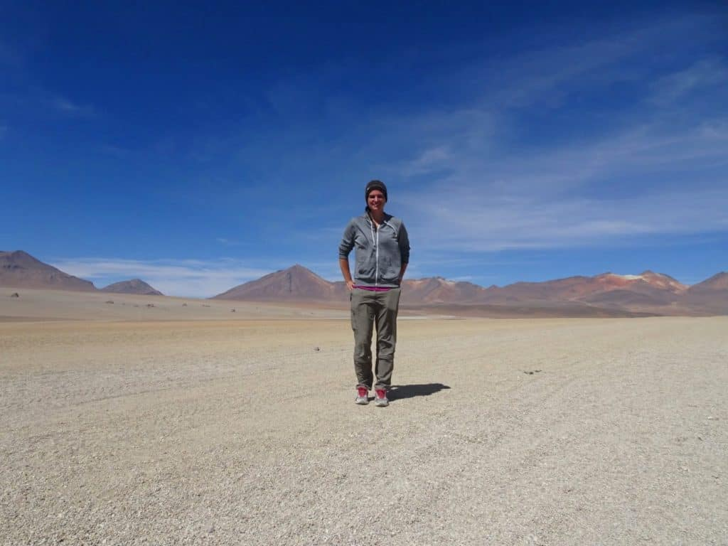 Desierto Salvador Dali Southern Bolivia