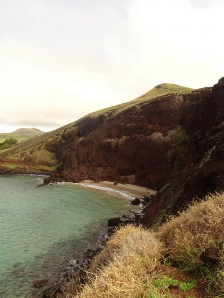 Ovahe Beach Easter Island