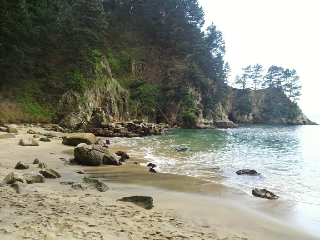 Ramuntcho Beach Concepcion