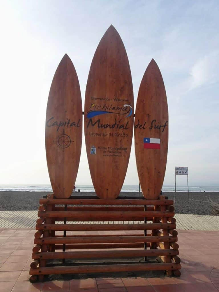 Pichilemu Surfing Capital