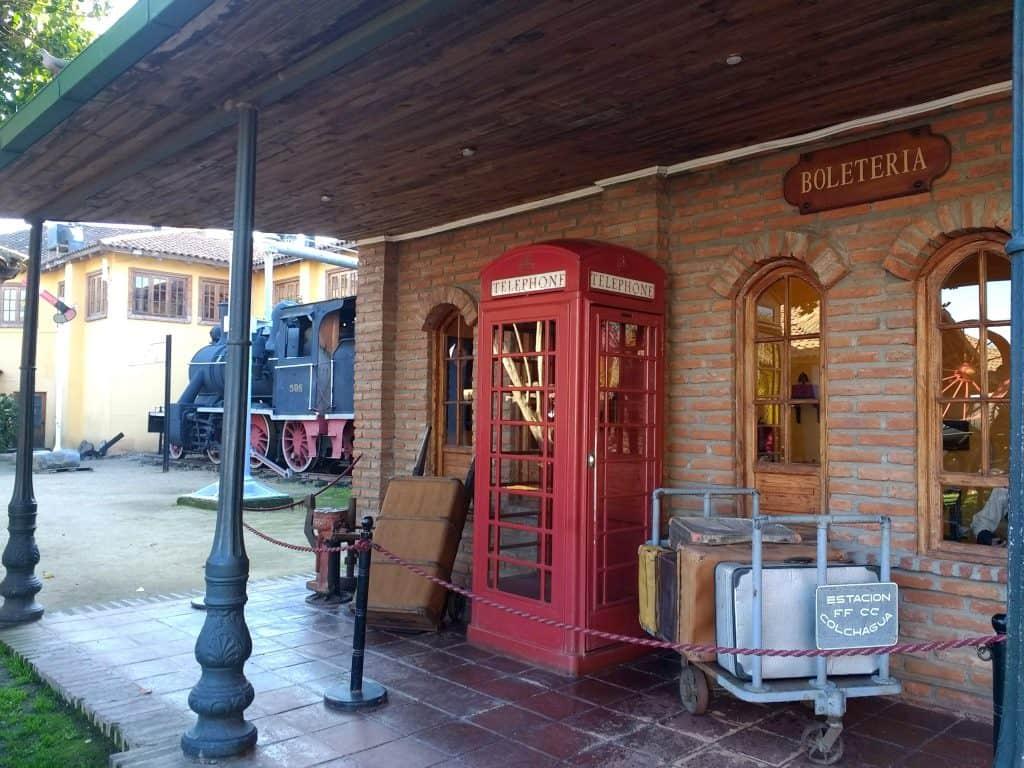 Colchagua Museum Santa Cruz