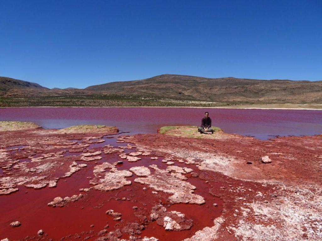 Laguna Roja, Chile