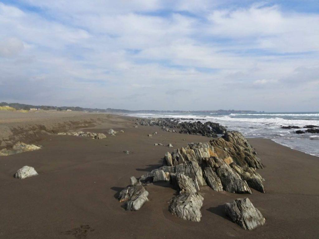Pichilemu Beach, Chile