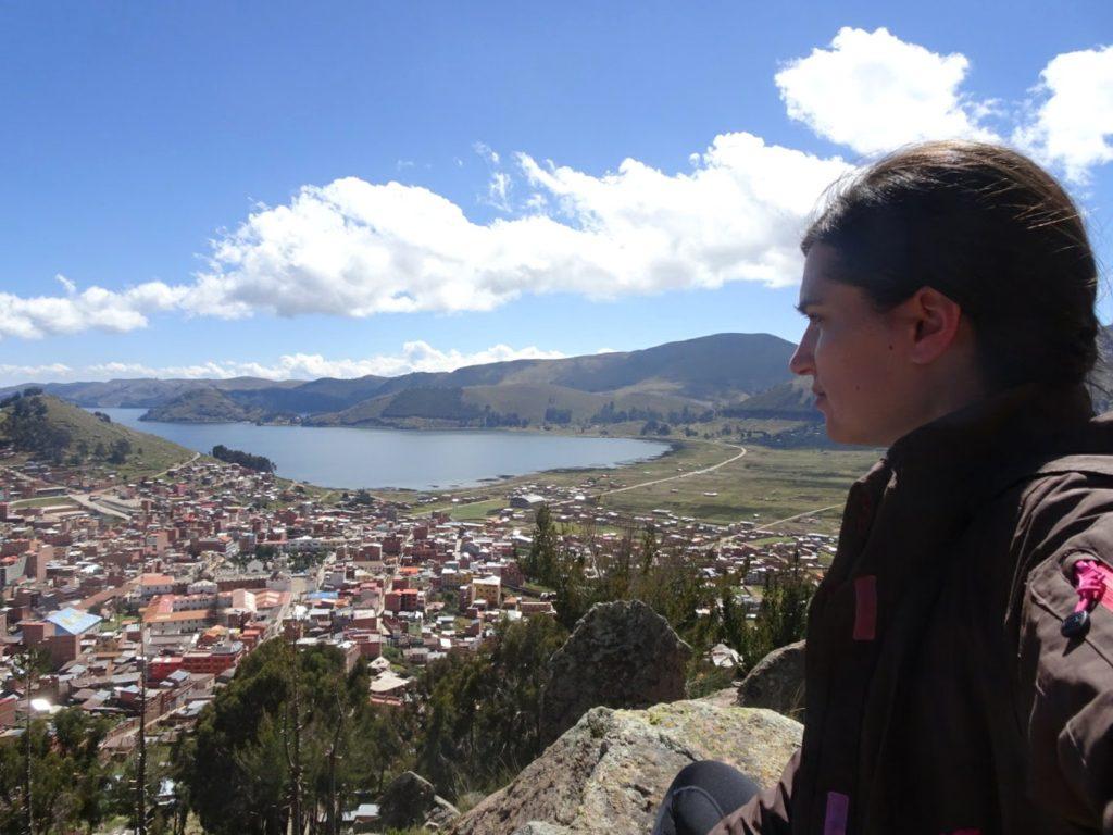 Copacabana, Lake Titicaca, Bolivia