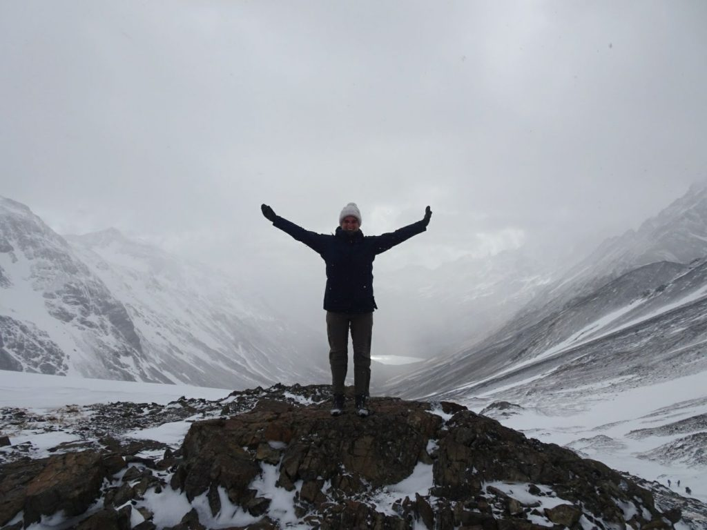 John Gardner Pass, Torres del Paine, Chile