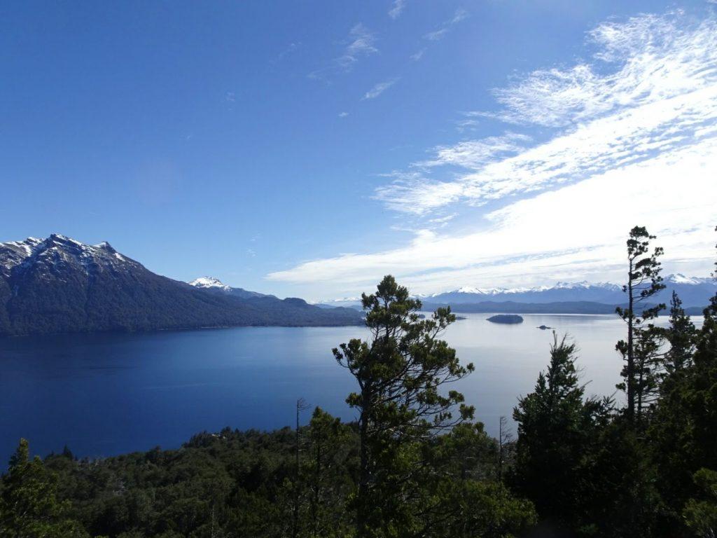 Lakes Parque Municipal Llao Llao Bariloche Argentina