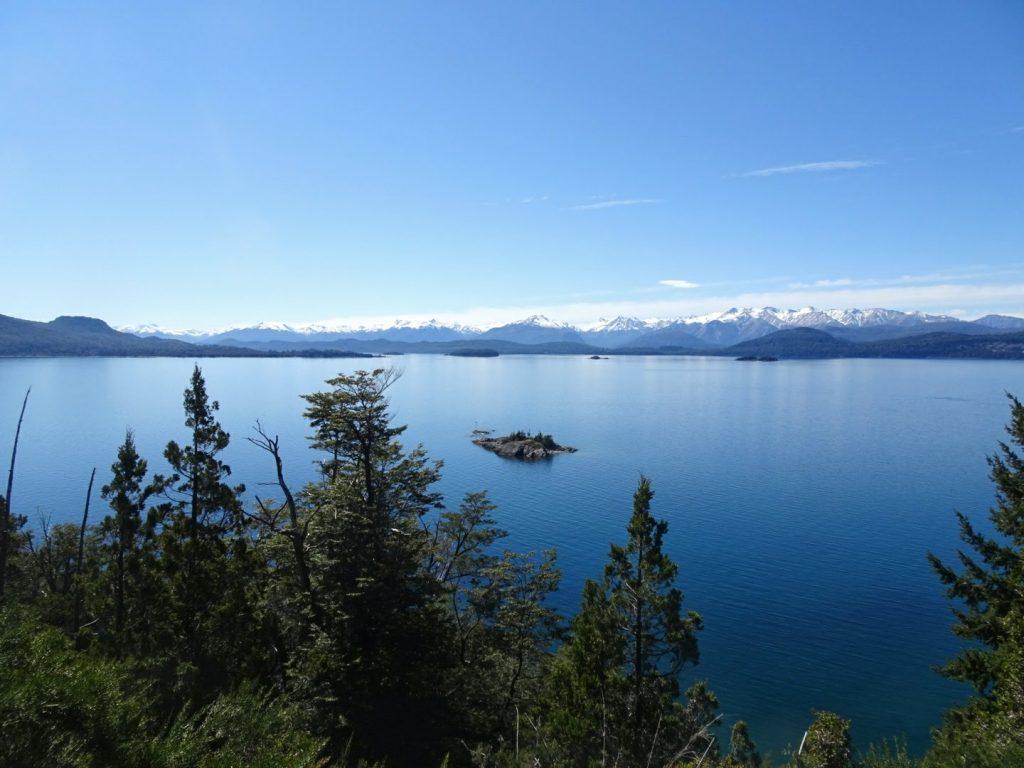 Lake Parque Municipal Llao Llao Bariloche Argentina