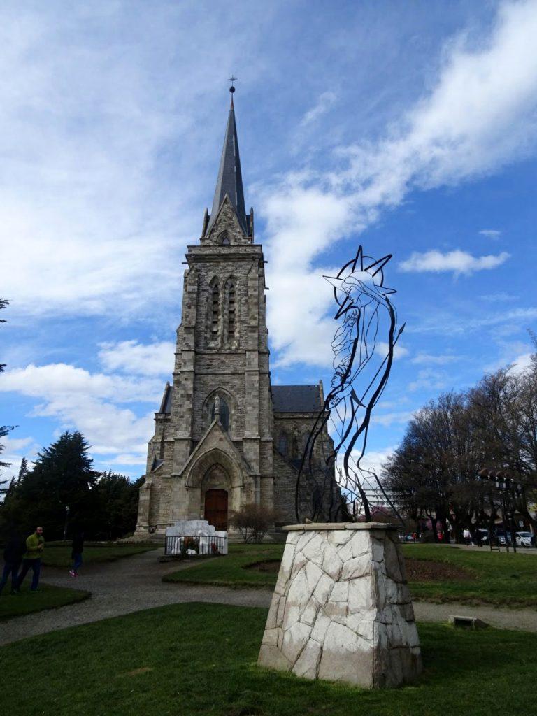 Catedral Nuestra Senora del Nahuel Huapi Bariloche Argentina