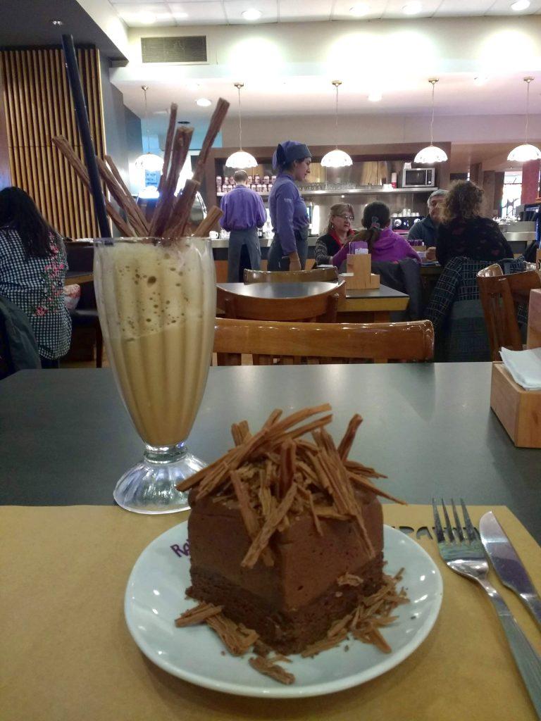 Rapanui Chocolate Cafe Bariloche Argentina
