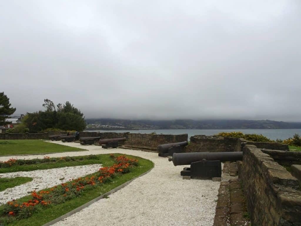 Ancud Chiloe island