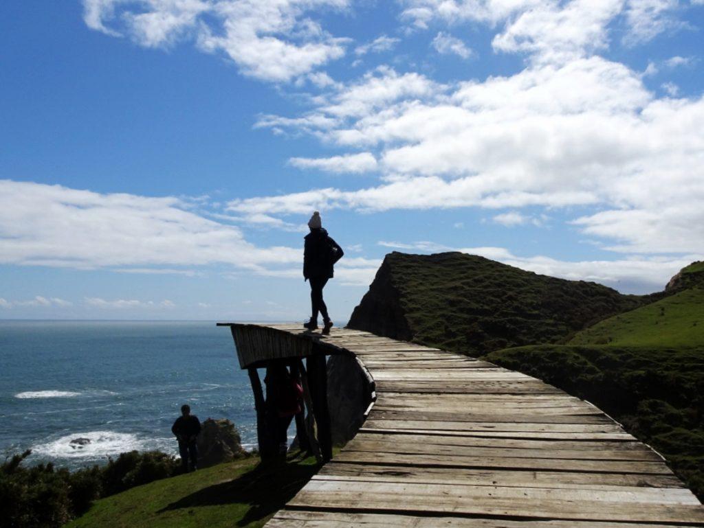Muelle de las Almas Chiloe island