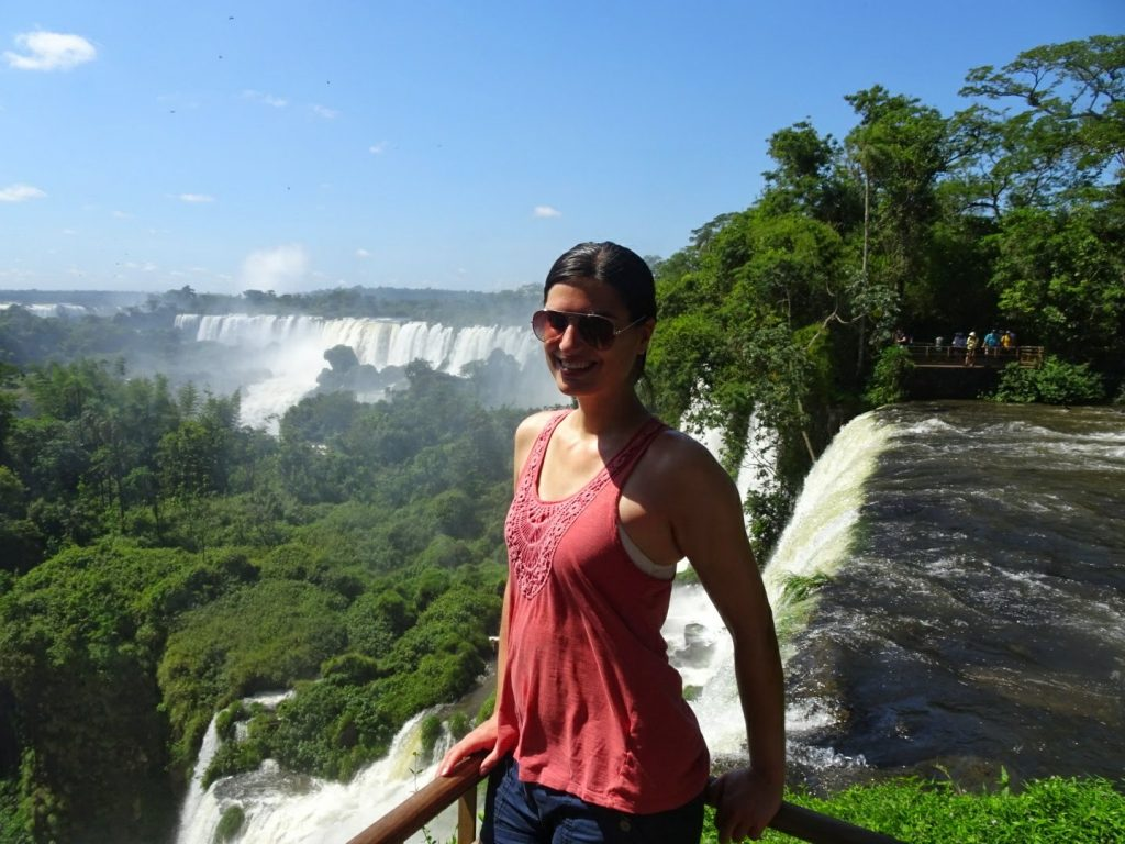 Iguazu Waterfalls Argentina