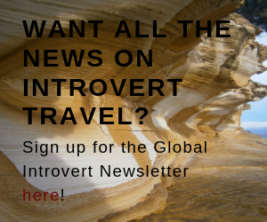 Global Introvert Newsletter Subscription