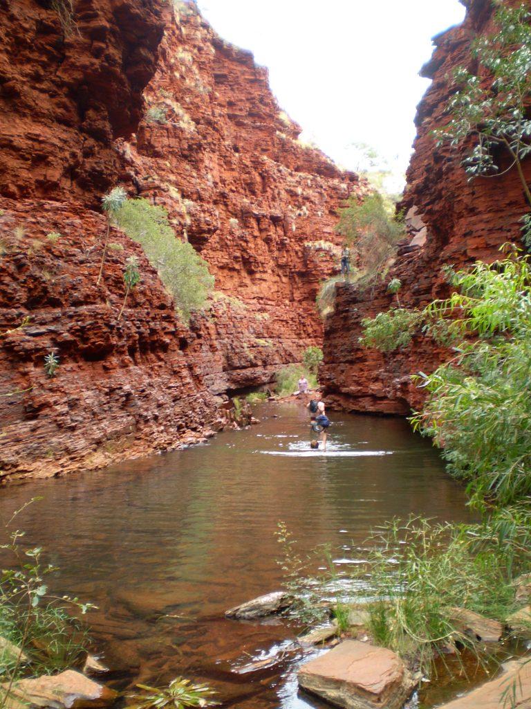 Gorge Karijini NP Western Australia