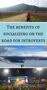 the benefits of socializing on the raod for introverts