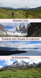 Hiking the Torres del Paine O-circuit in Patagonia