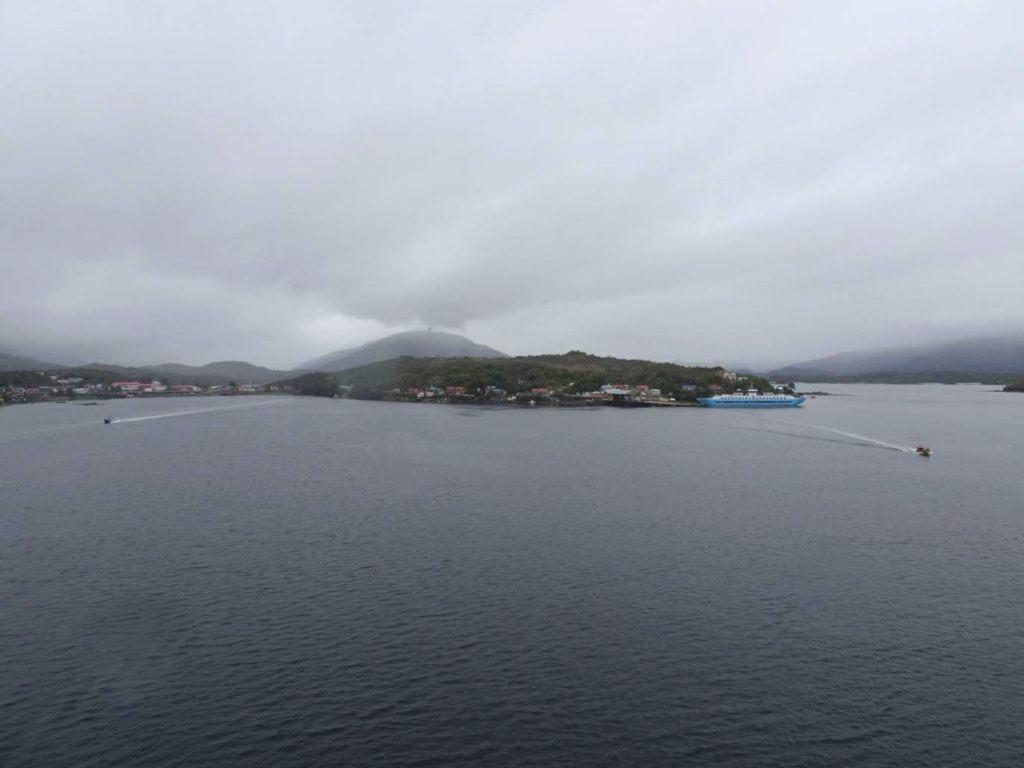 Puerto Eden Navimag Patagonian cruise Chile