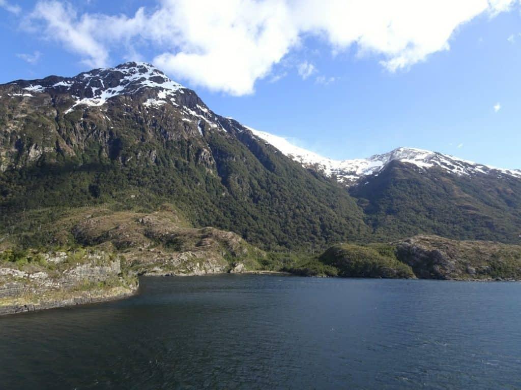 Navimag Patagonian cruise Chile