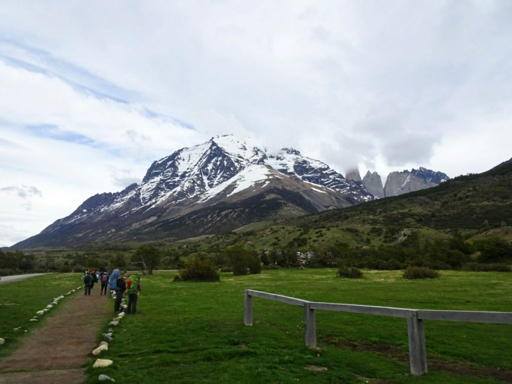 Torres del Paine NP Chile