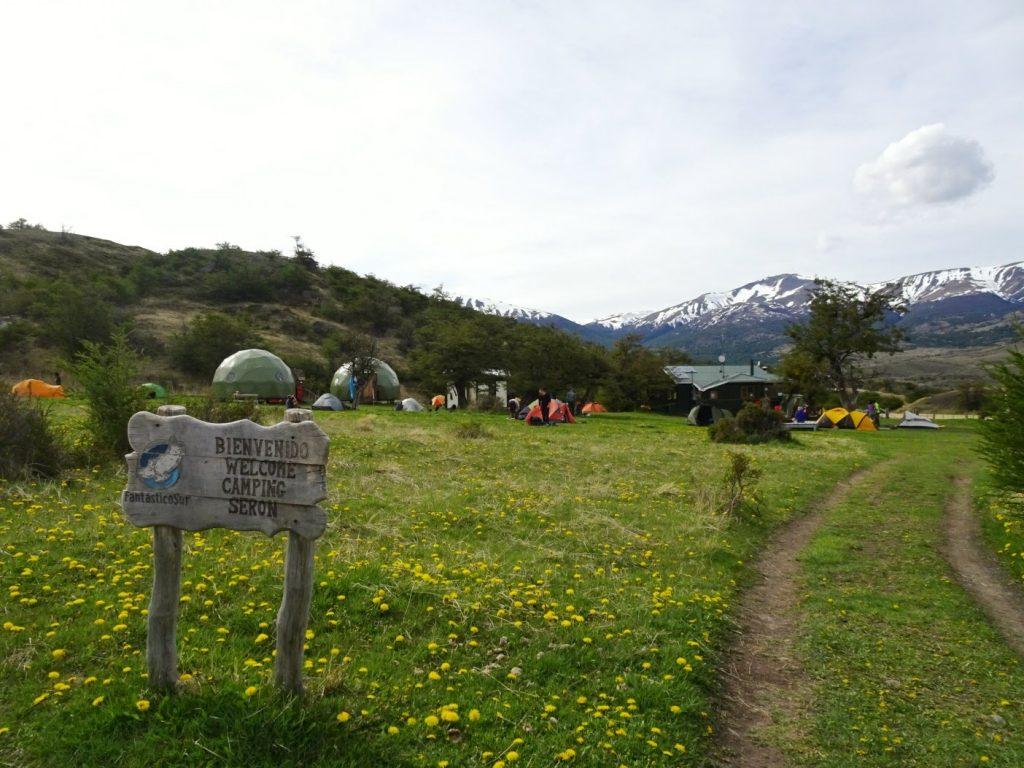 Torres del Paine Camp Seron