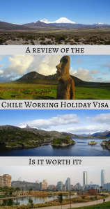 Chile Working Holiday review