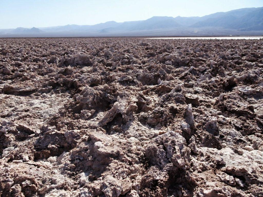 Lagunas Baltinache, Atacama, Chile