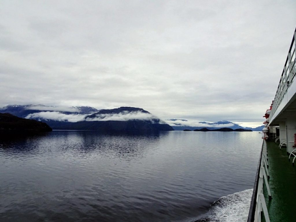 Patagonia Fjords, Navimag Ferry, Chile