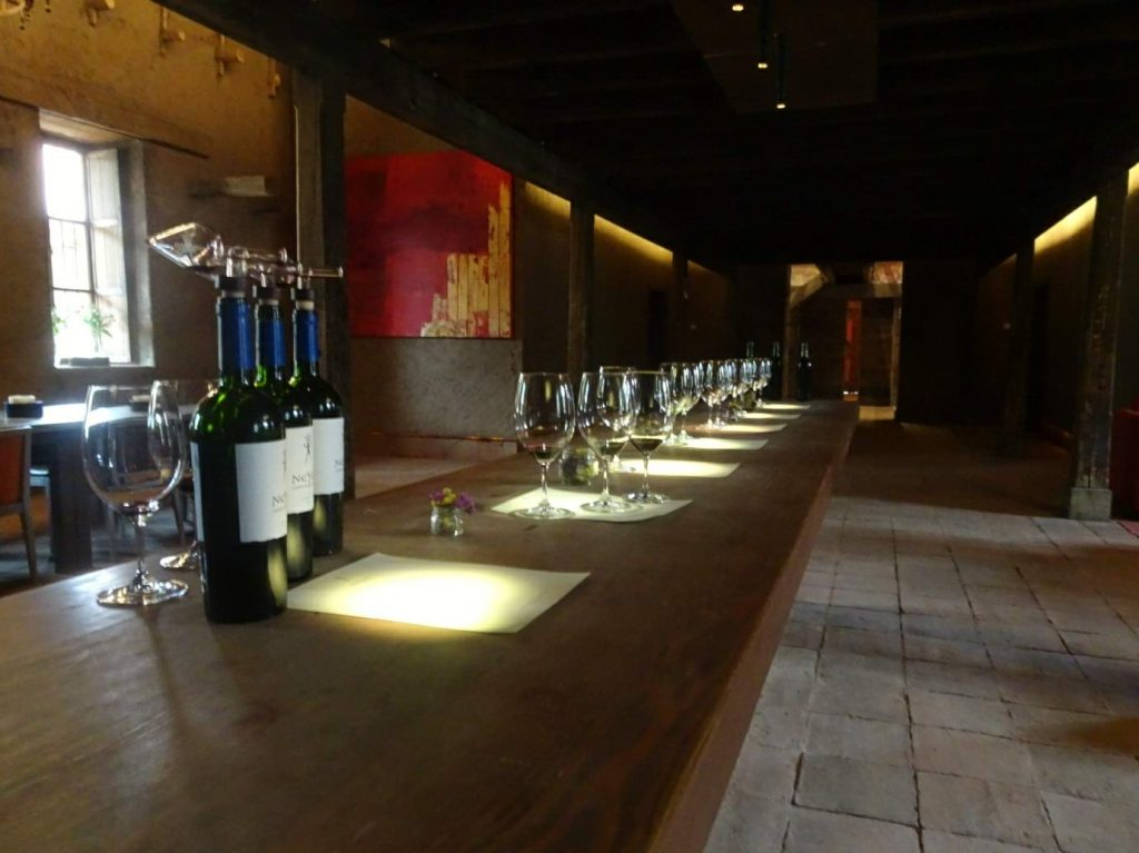 Santa Cruz winery, Colchagua Valley, Chile