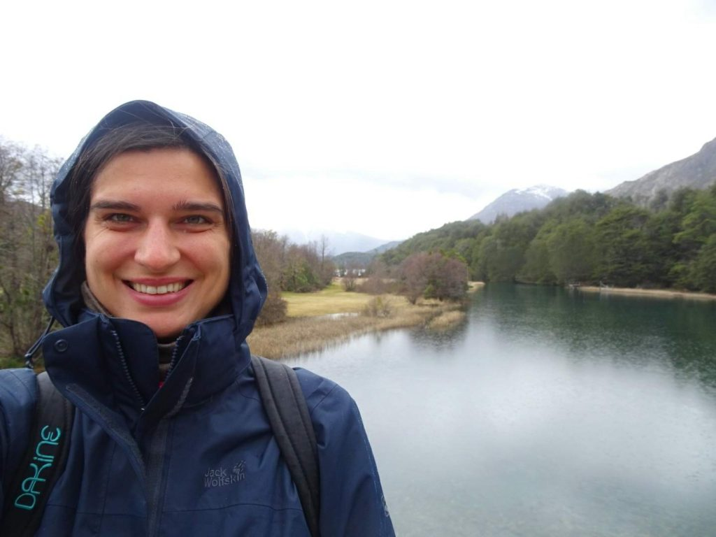 Bariloche, Hiking in the rain, Argentina