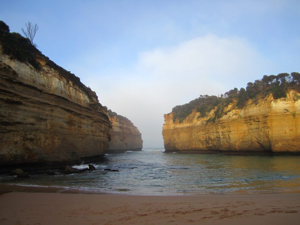 Great Ocean Road, Australia - Loneliness when travelling solo