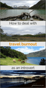 How to deal with travel burnout as an introvert