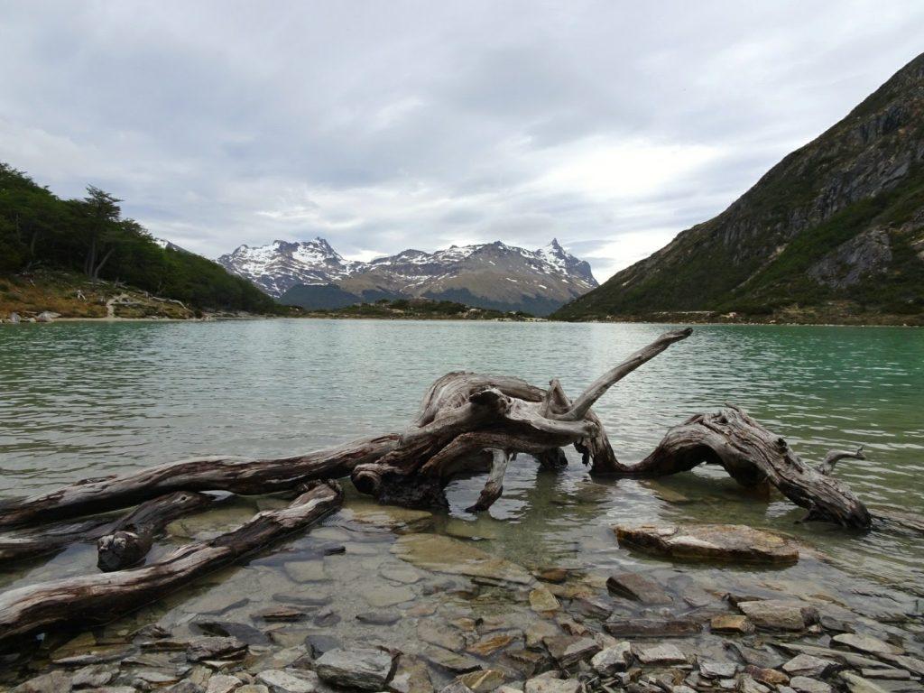 Laguna Esmeralda, Patagonia, Argentina