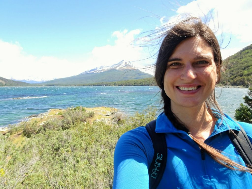 Recovering from travel burnout in Tierra del Fuego NP, Argentina