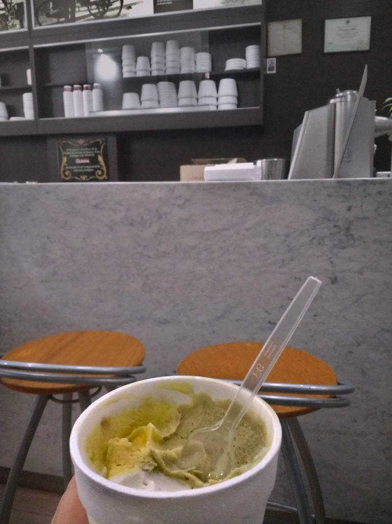 Ice cream at Heladeria Cadore