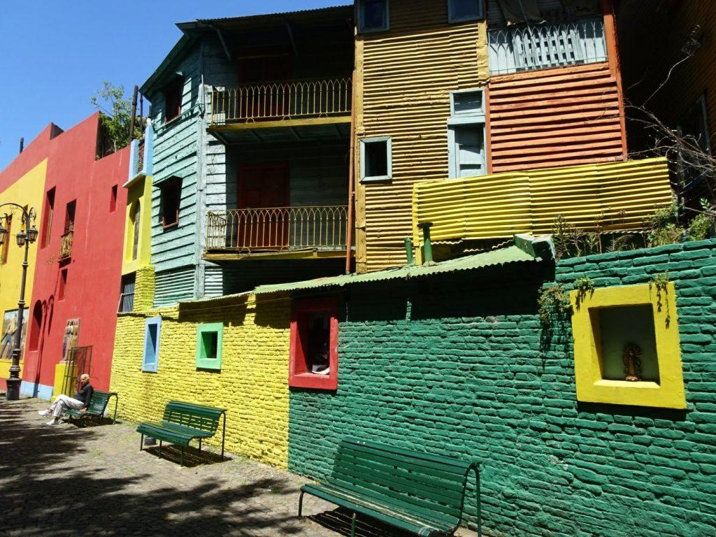 Caminito, La Boca, Buenos Aires attractions