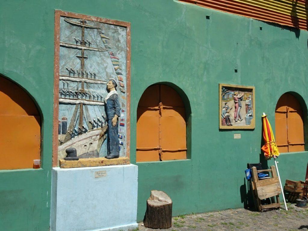 Caminito, La Boca, BA