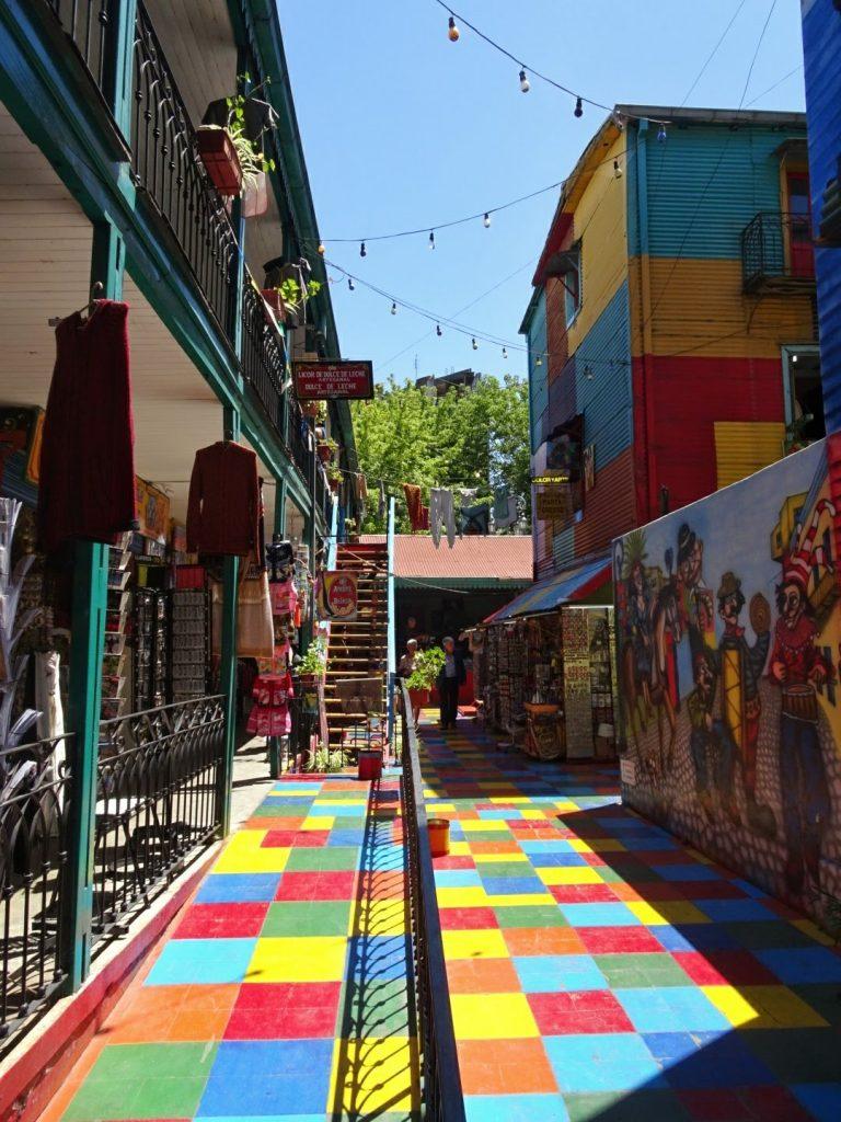 La Boca, attractions of Buenos Aires