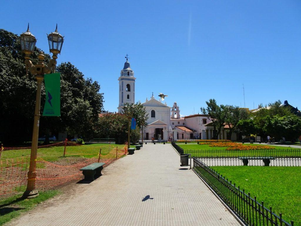 Recoleta Cemetery Entrance, Buenos Aires