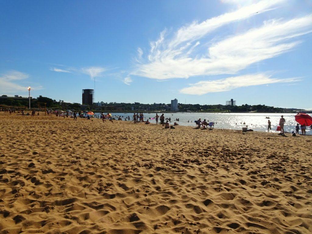 Beach Posadas Argentina