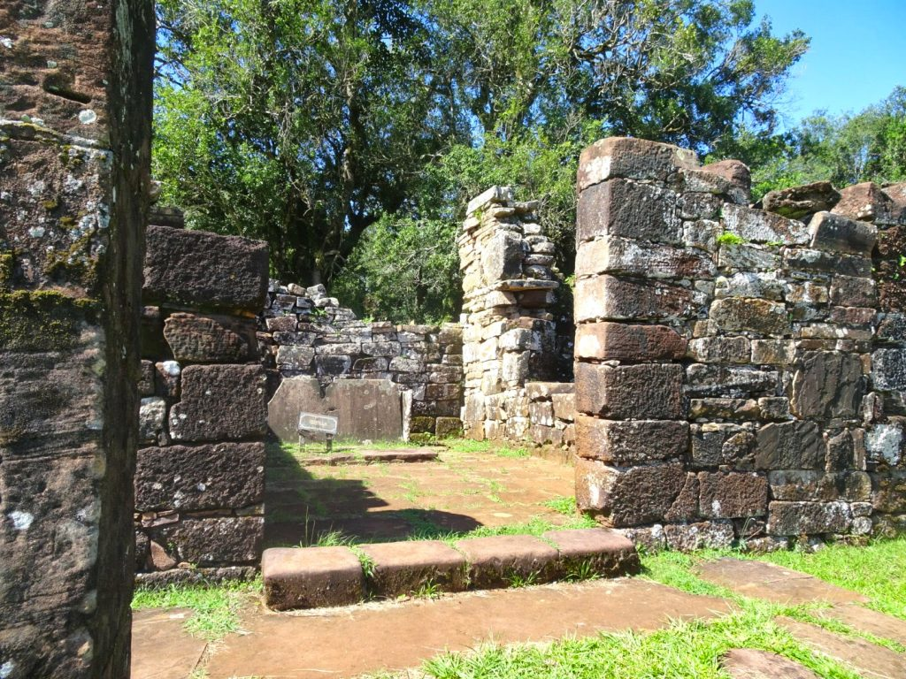 Ruins of San Ignacio Mini Argentina