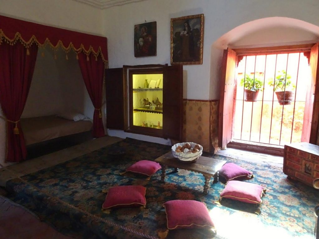 Cozy Room in Santa Catalina Monastery, Arequipa, Peru