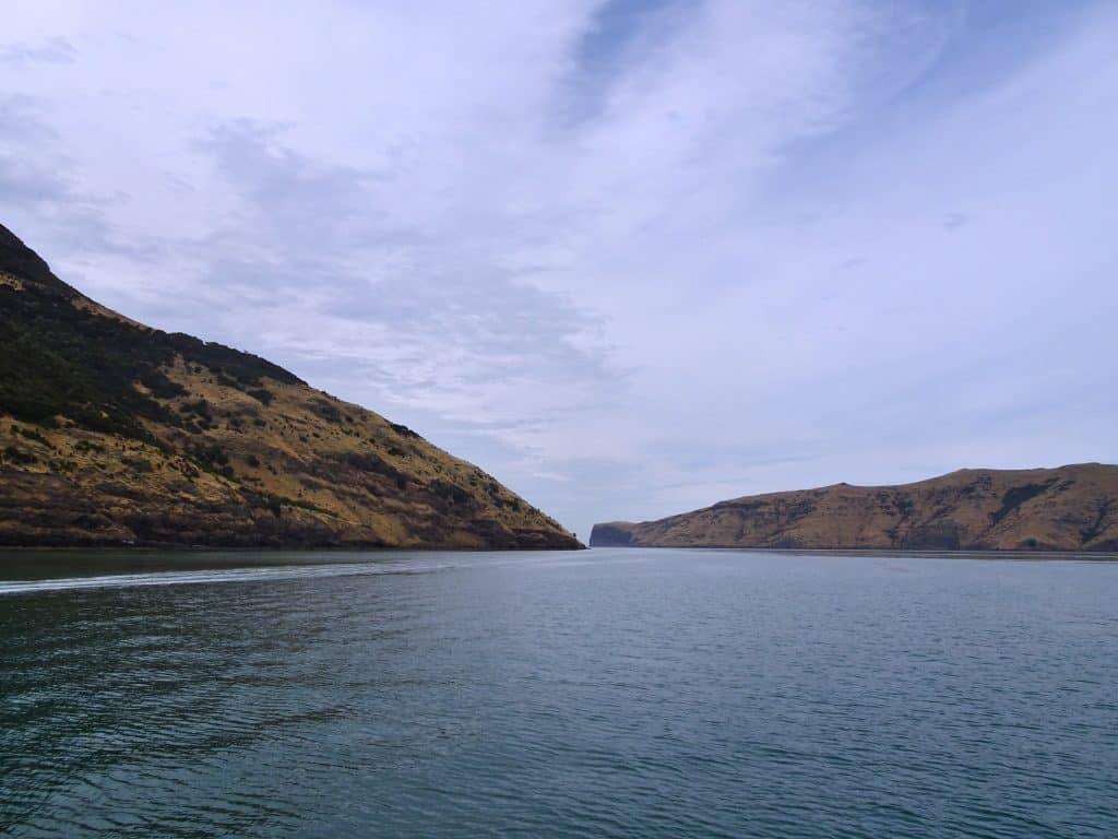 Banks Peninsula New Zealand