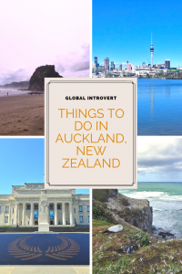 10 things to do in Auckland Pin