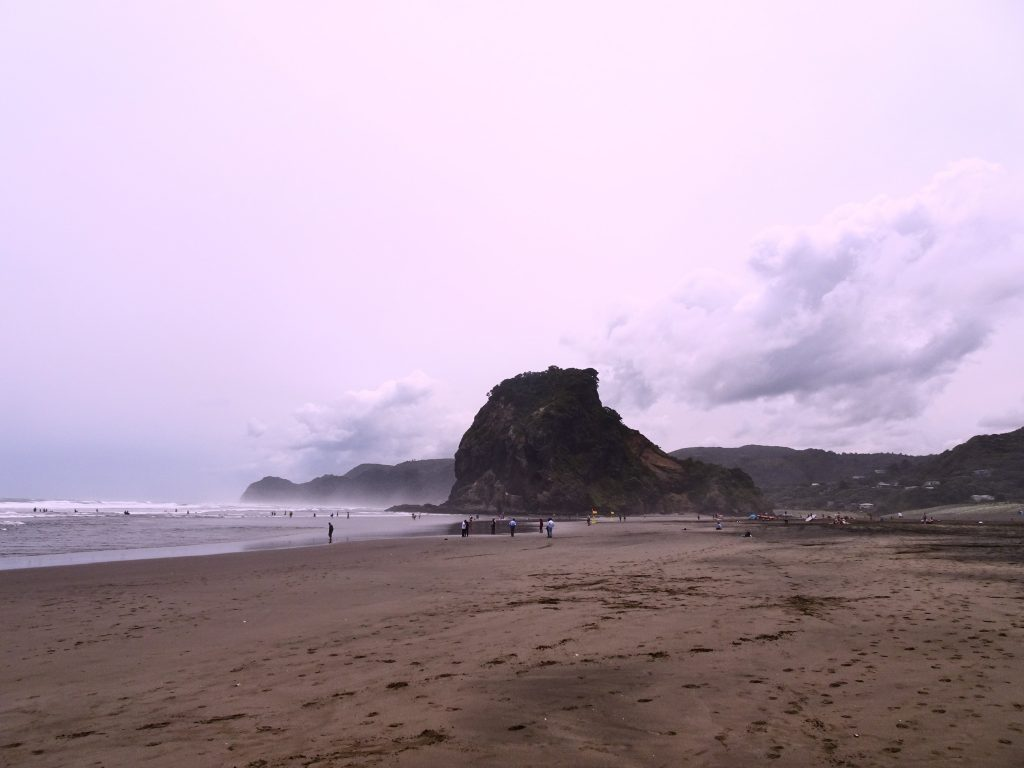 Piha Beach, Auckland, New Zealand