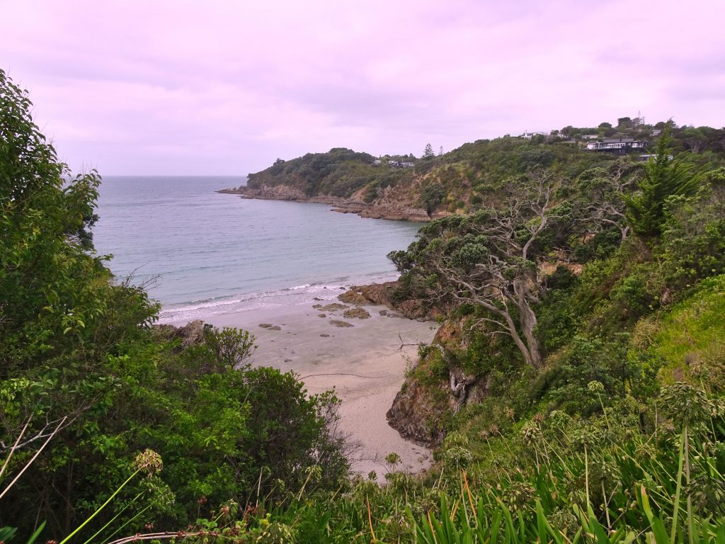 Little Oneroa Beach, Waiheke Island, New Zealand