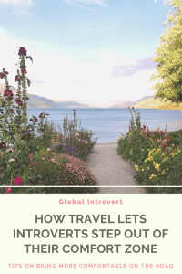 How travel lets introverts step out of their comfort zone Pin