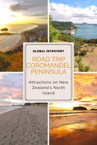 An unusual road trip to the Coromandel Peninsula Pin